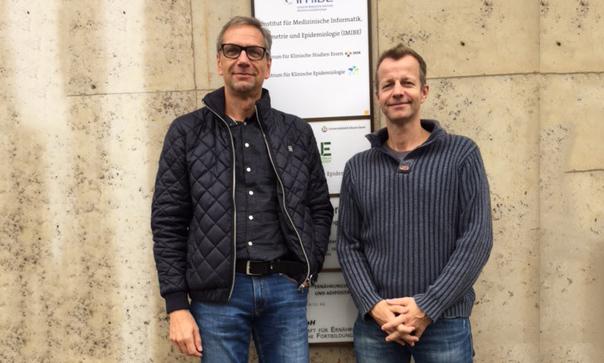 Dr. Streeck und Dr. Gaensicke